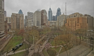 Beautiful Rittenhouse Square Residence Overlooking The Park! - 1900 Rittenhouse Square 11A: