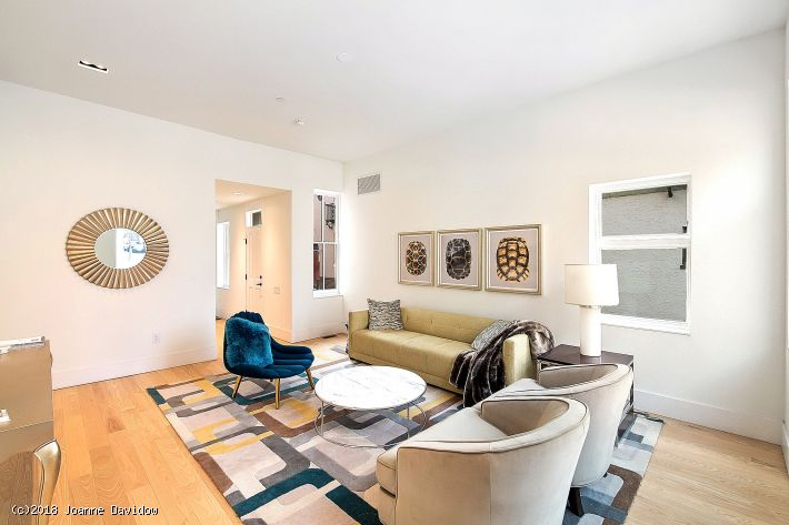 Historoc Townhouse Complete Renovation in Rittenhouse Square! - 105 S. Van Pelt Street