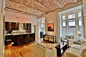 Beautiful 2 Bedroom Residence at The Bank Building - 421 Chestnut Street 304