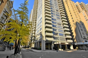 Two Bedroom On High Floor With Balcony At The Dorchester - 226 W. Rittenhouse Square 3110