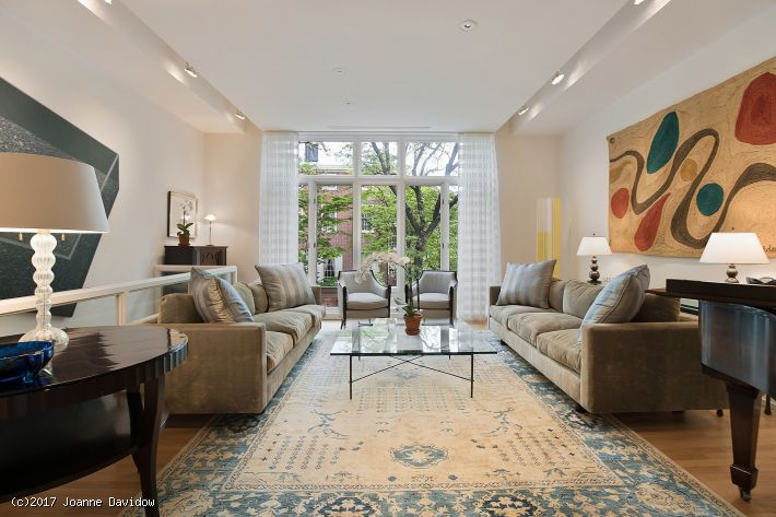 Gorgeous Townhouse in Society Hill! - 332  Delancey Street / 331 S. 4th Street